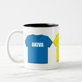 Awesometown Two-Tone Coffee Mug