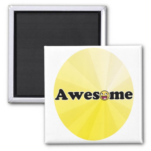 Awesomosity Fridge Magnet