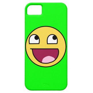 Awespome hace frente iPhone 5 Case-Mate cárcasas