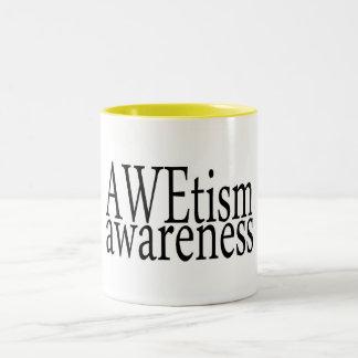 AWEtism Awareness Mugs