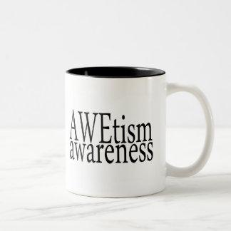 AWEtism Awareness Coffee Mug
