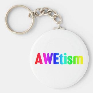Awetism Keychain