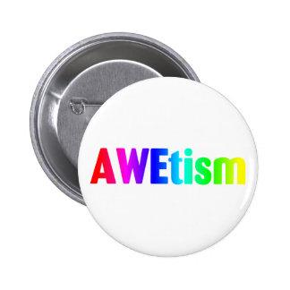AWEtism Pinback Button