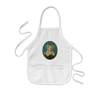 Awfully Cute and That's No Lion Aprons