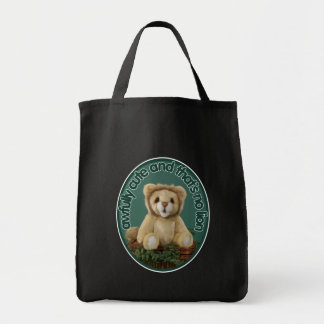 Awfully Cute and That's No Lion Canvas Bags