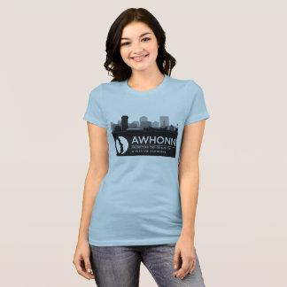 AWHONN ICT Black & Gray T-Shirt