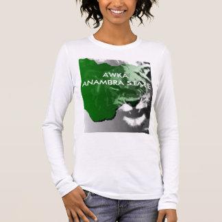 Awka, Anambra State Customized Products Long Sleeve T-Shirt