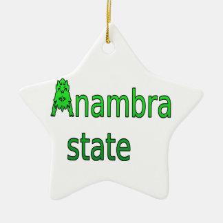 Awka (Anambra state Nigeria) Ceramic Ornament