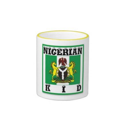 AWKA ETITI, ANAMBRA, NIGERIA (camiseta y etc) Taza De Dos Colores