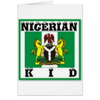 AWKA ETITI, ANAMBRA , NIGERIA(T-Shirt And etc) Greeting Cards