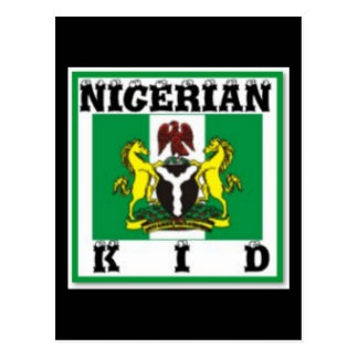 AWKA ETITI, ANAMBRA , NIGERIA(T-Shirt And etc) Postcard