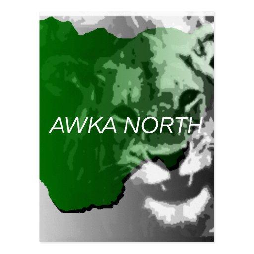 Awka, productos modificados para requisitos partic postales