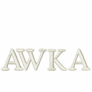 AWKA T-SHIRT EMBROIDERED JACKET
