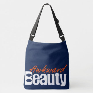 Awkward Beauty Tote Bag