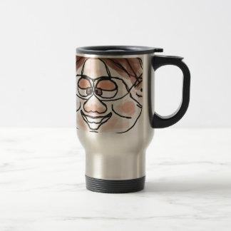 Awkward Boy Coffee Mug