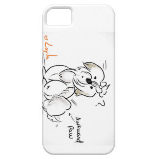 awkward dog iphone 5g marries iPhone SE/5/5s case