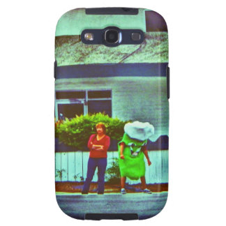 Awkward Mr Pickle Galaxy S3 Cover