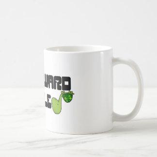 Awkward turtle mug