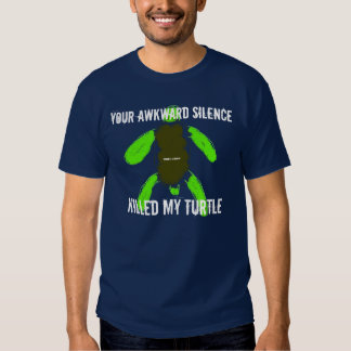 Awkward Turtle Tee Shirt