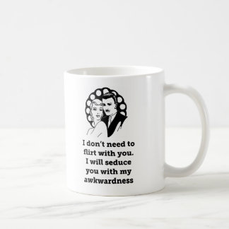 Awkwardness Coffee Mug