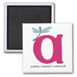 AWN new logo magnet