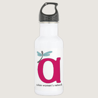 AWN new logo water bottle