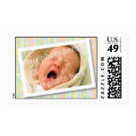 Awning Strpe postage Stamp