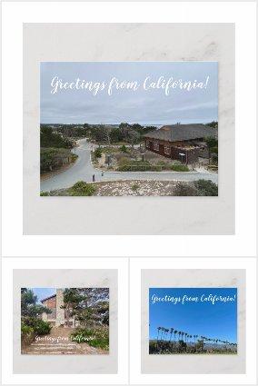 aWorld2Celebrate: Greetings from California!