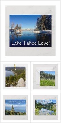 aWorld2Celebrate: Tahoe Love