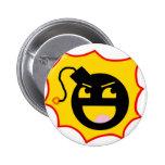 AWSOME bomb 2 Inch Round Button
