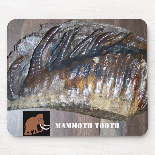 awsome tooth, MAMMOTH (2), MAMMOTH TOOTH Mouse Pad