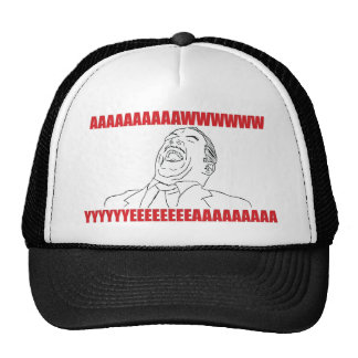 Aww Yea Trucker Hat