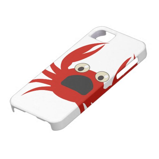 AWww CRAB!! phone iPhone 5 Cover