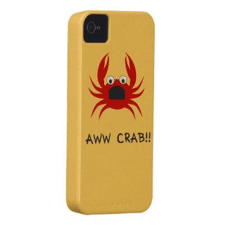 AWww CRAB!! phone iPhone 4 Case