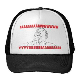 Awww yeaaah trucker hat