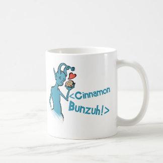 Ax Hearts Buns Coffee Mugs