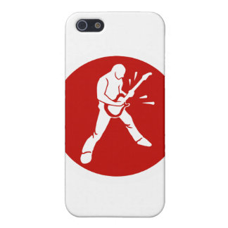 Ax music iPhone SE/5/5s cover