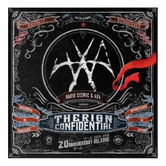 AXA - Therion Anniversary Acrylic Print