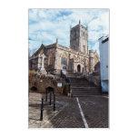 Axbridge Church Acrylic Print