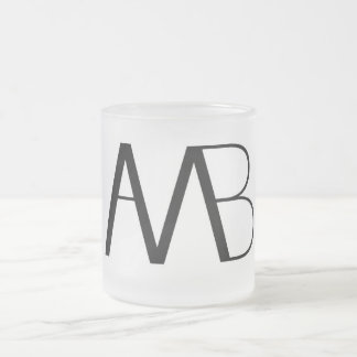 Axe Man's Bridge AMB Frosted Beer Mug