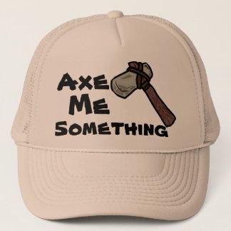 Axe Me Something - Icebreaker Pun Hat