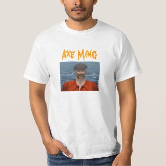Axe Ming art on back T-Shirt