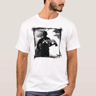 Axe Murderer Chainsaw Graphics Shirt