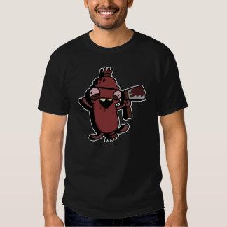 Axe Wielding Sausage Shirt