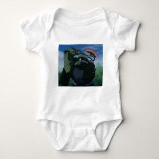 Axe You A Question! Baby Bodysuit