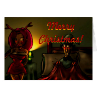 Axel and LJ - Merry Christmas FULL COLOUR Cards