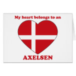 Axelsen Card