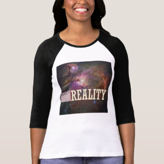 Axey - Reality Artwork - Girly Fit T-Shirt