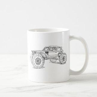 Axi Wraith Coffee Mug
