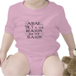 Axial Tilt for the Holidays T Shirt